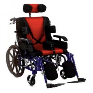 Aluminium CP Paediatric Wheelchair