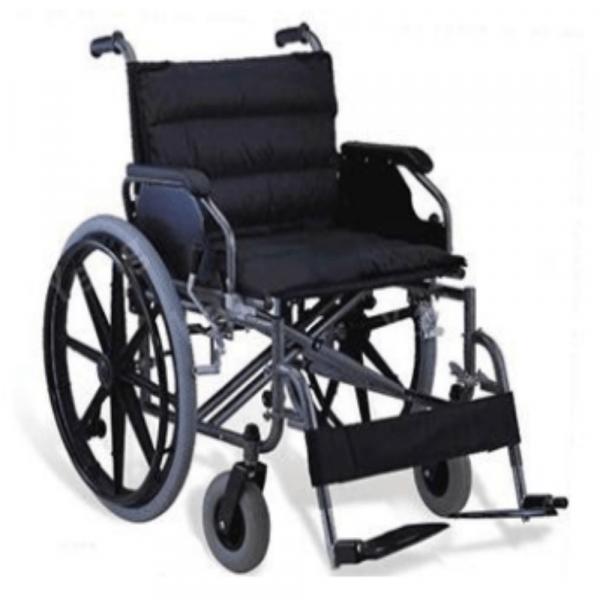 Deluxe Heavy Duty Wheelchair