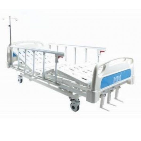 Manual 3 Function Hospital Bed